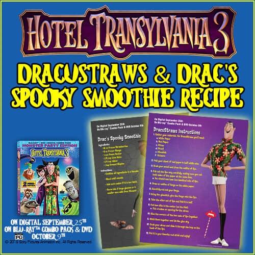 Hotel Transylvania Printables
