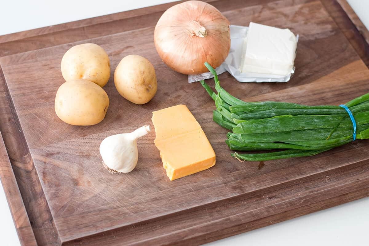 How to Make Instant Pot Potato Soup