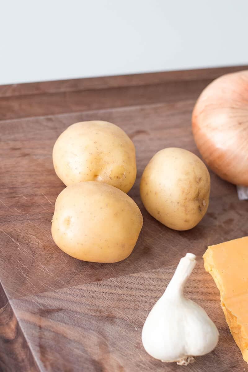 Instant Pot Potato Soup - Quick and Easy Recipe
