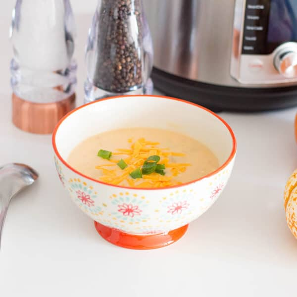 Instant Pot Potato Soup – Quick and Easy Recipe