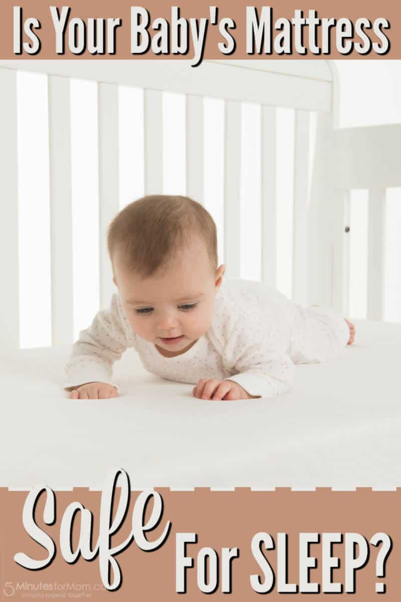 Safe Mattress for Baby