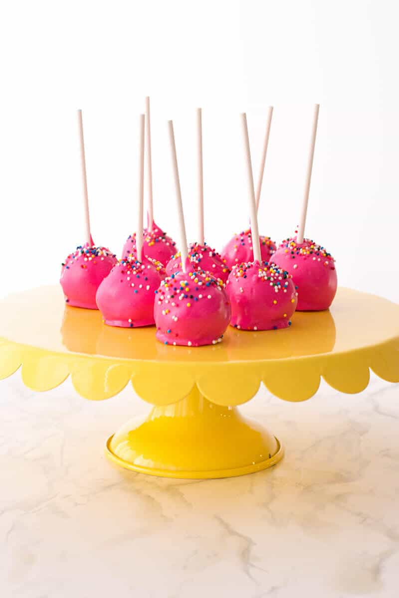 Bluprint - how to make cake pops
