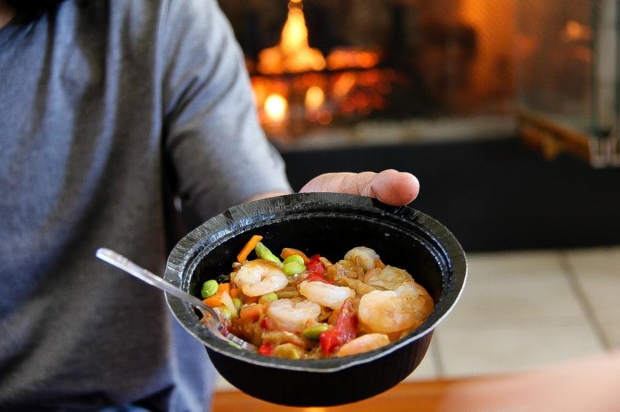 Gorton's Shrimp Bowls