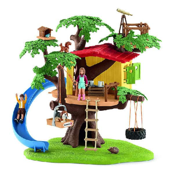 Christmas Gift Ideas for Kids - Adventure Tree Play Set