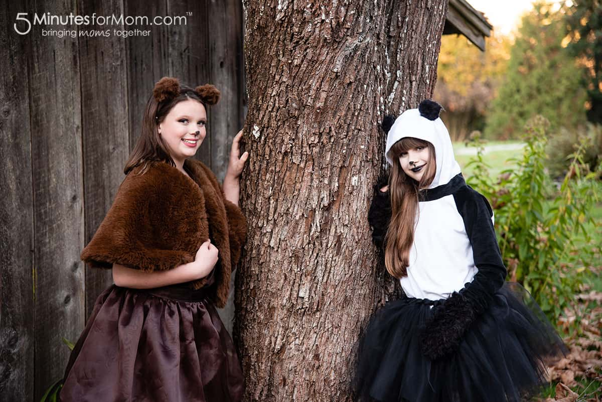 DIY Halloween Costumes for Teens - 5m4m