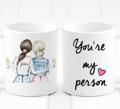 Personalized Mug Gift Idea
