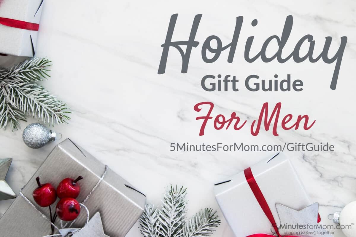 Holiday Gift Guide for Men - Gift for Guys