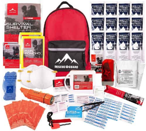 Smart Gift Idea - Rescue Guard Emergency Kit