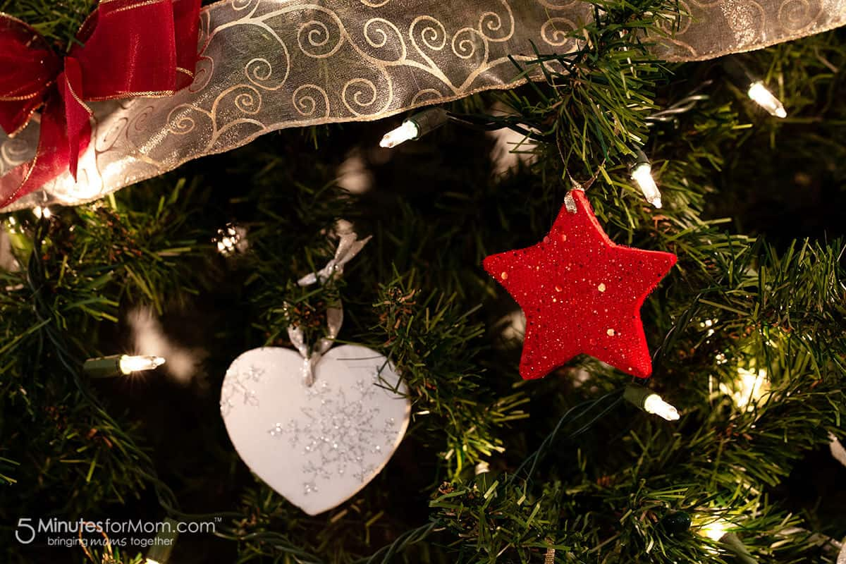 Stunning Diy Christmas Ornaments Made With Lightweight Foam Core 5