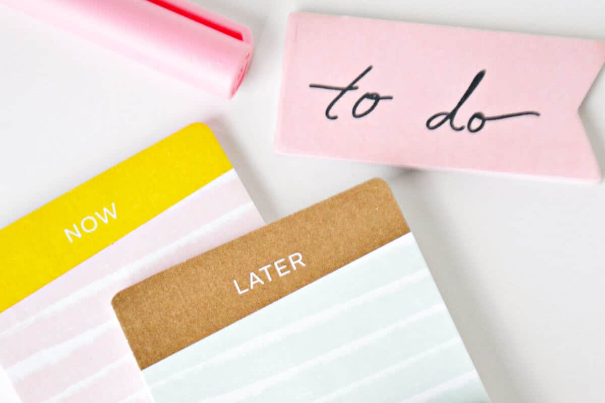 To Do Lists for Moms