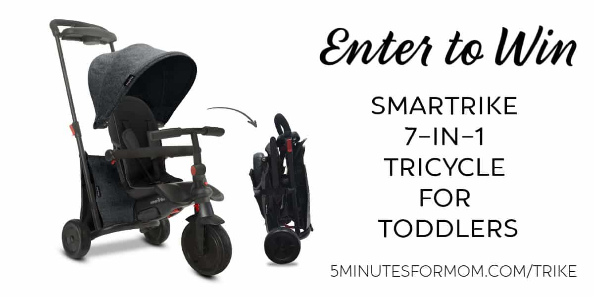 smarTrike Tricycle Giveaway