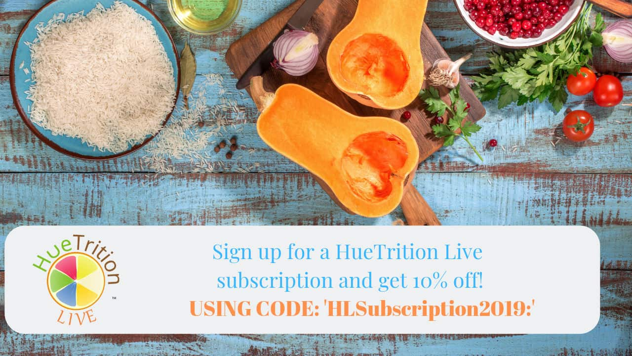 HueTrition Live Subscription Coupon