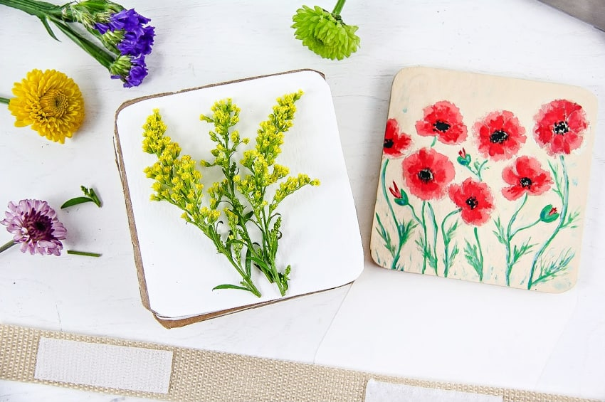 Handmade Flower Press