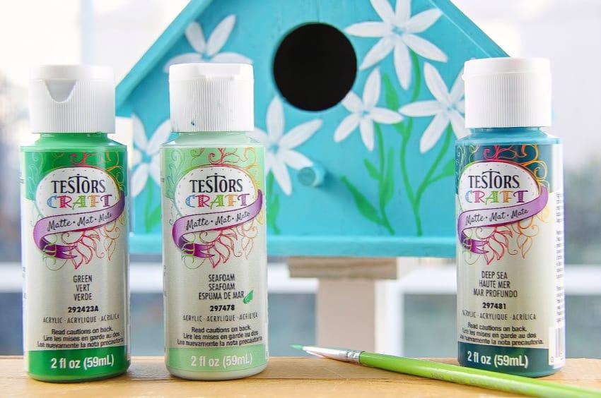 Testors Craft Acrylic Paint