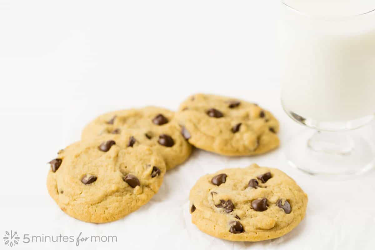 Baking The Perfect Chocolate Chip Cookies