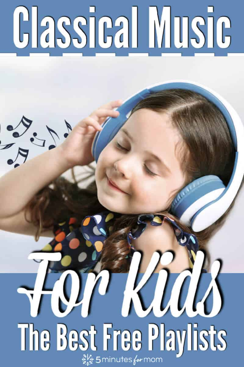 Classical Music for Kids - The Best Free Playlists