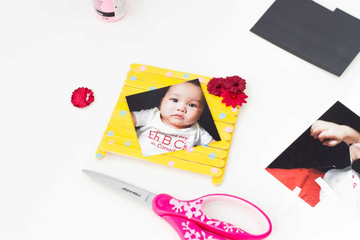 Kid Friendly Mothers Day Craft