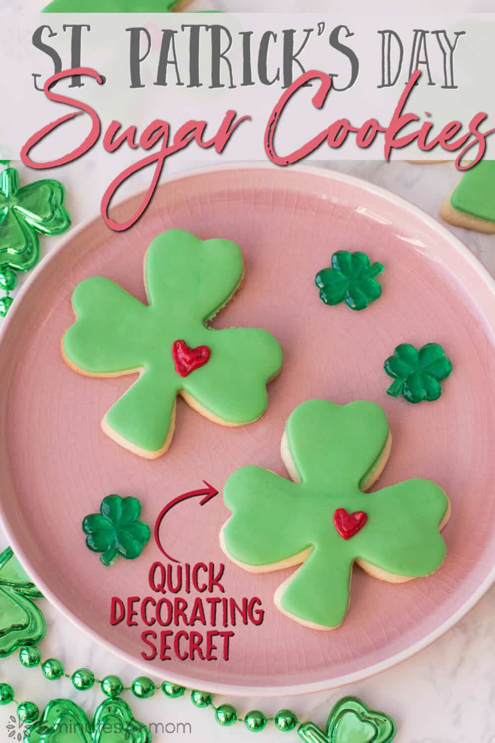 St Patricks Day Sugar Cookies Recipe