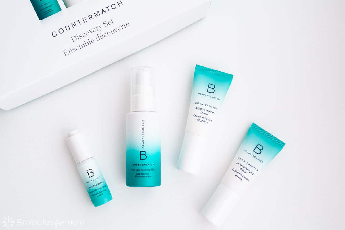 Beautycounter Countermatch Skincare Line