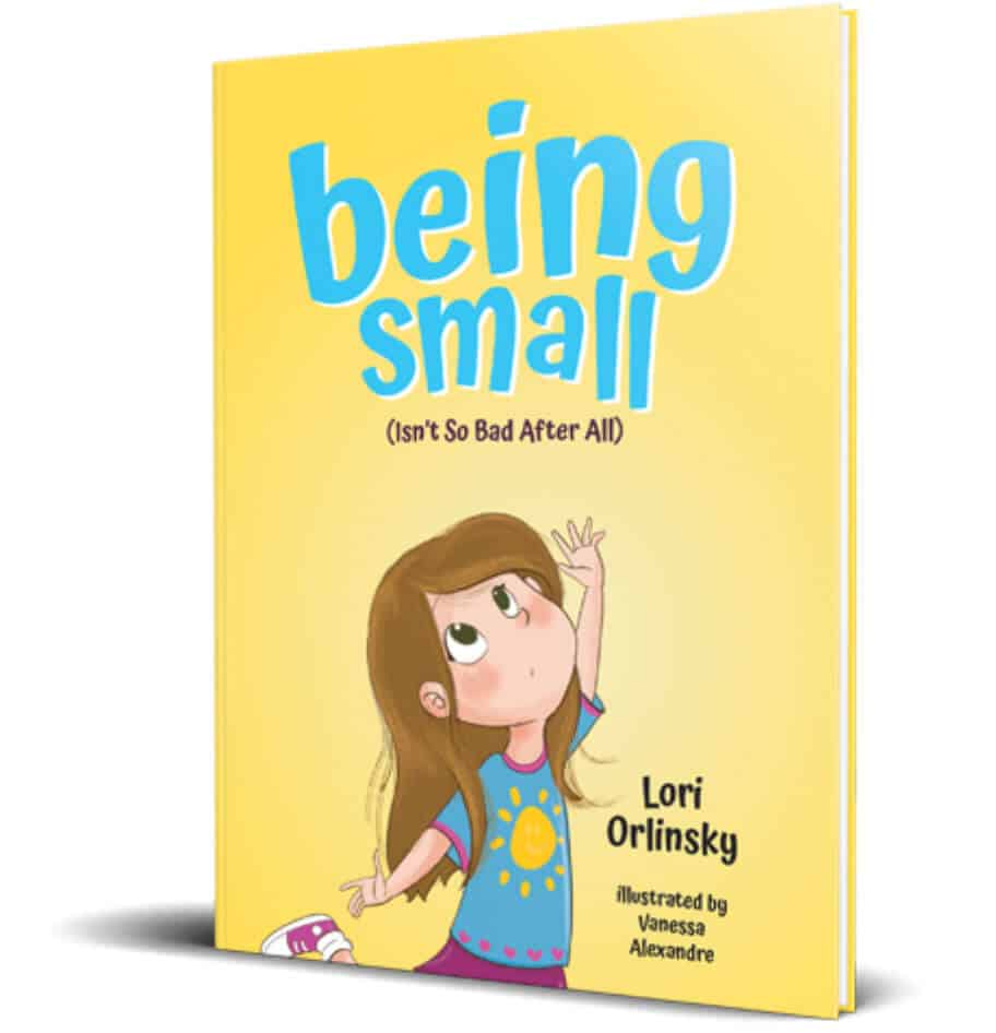 Being Small - Book by Lori Orlinsky
