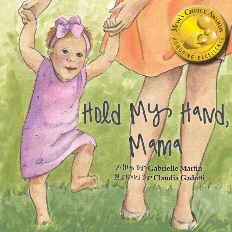 Hold My Hand Mama Book