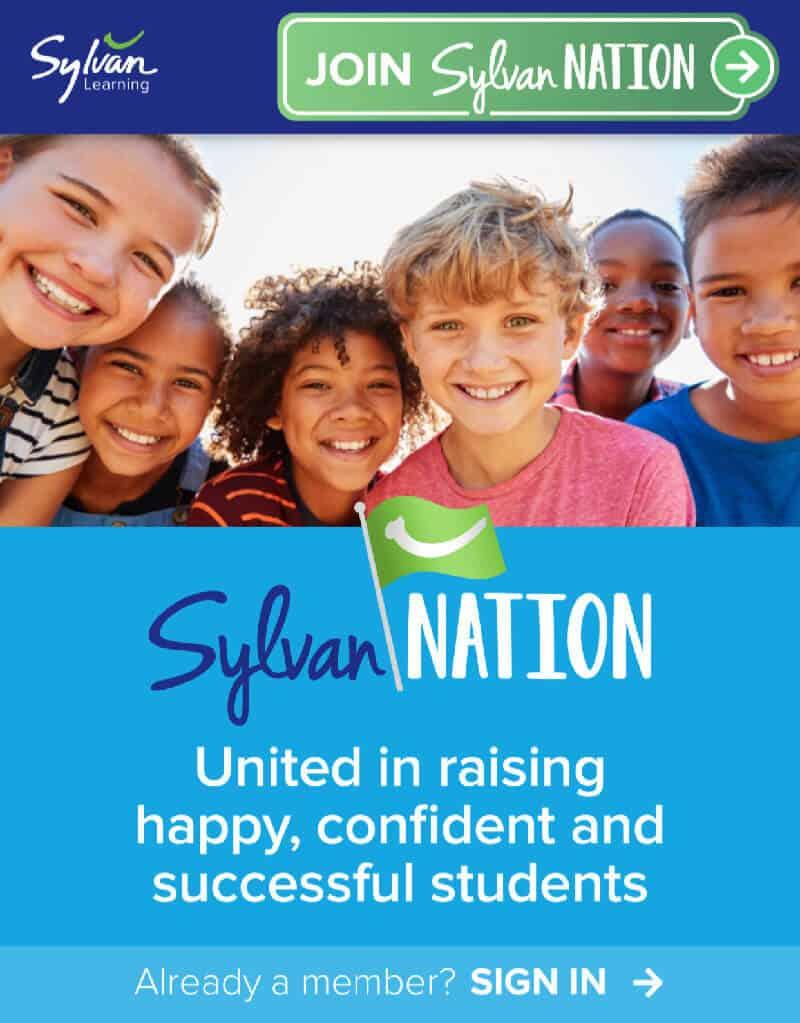 Join Sylvan Nation