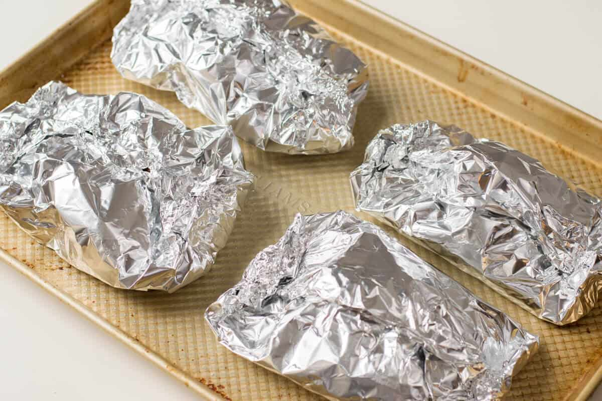 Sausage foil packets are the ideal meals to bring along your camping adventures.