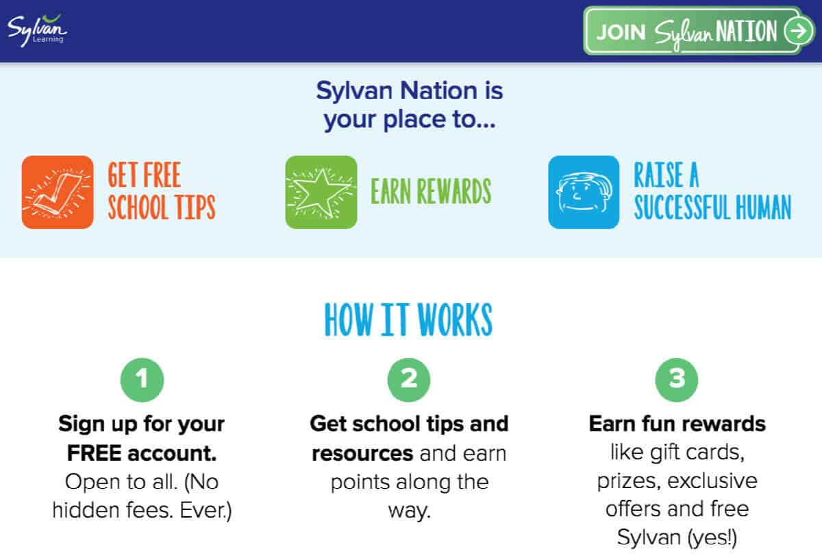 Sylvan Nation - A New Way To Help Your Child Succeed In School