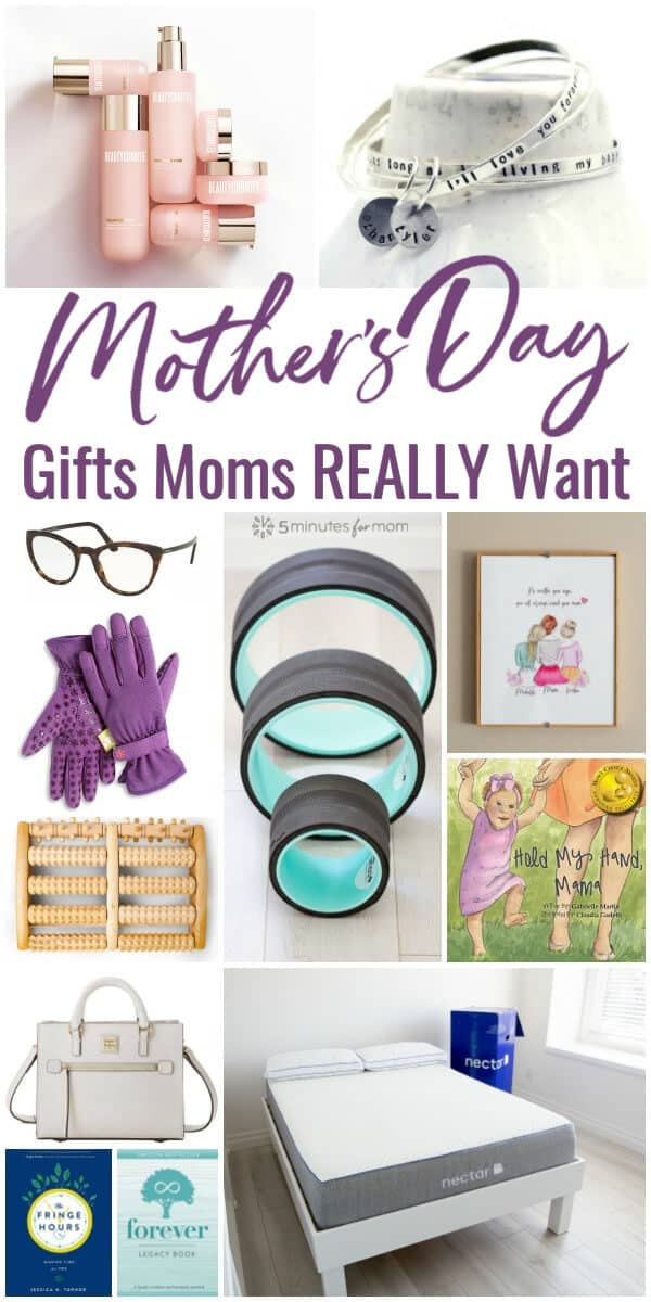 The Best Gifts for Moms - Mothers Day Gifts
