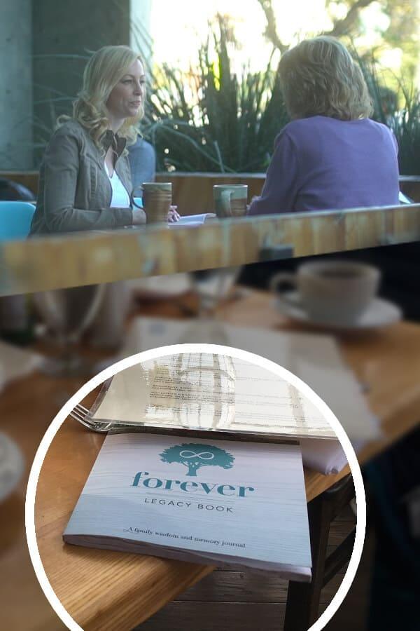 Forever Legacy - gift idea for moms