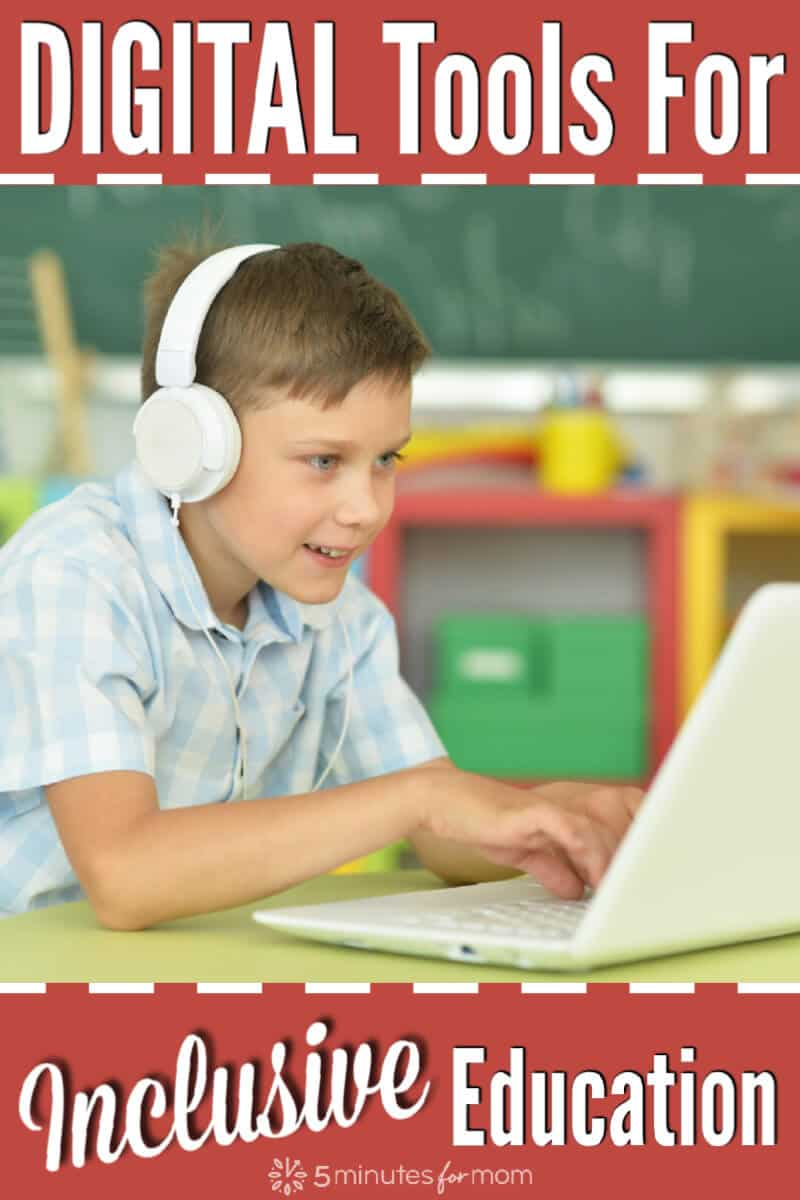 Digital Tools for Inclusive Education - Special Needs Inclusive Education