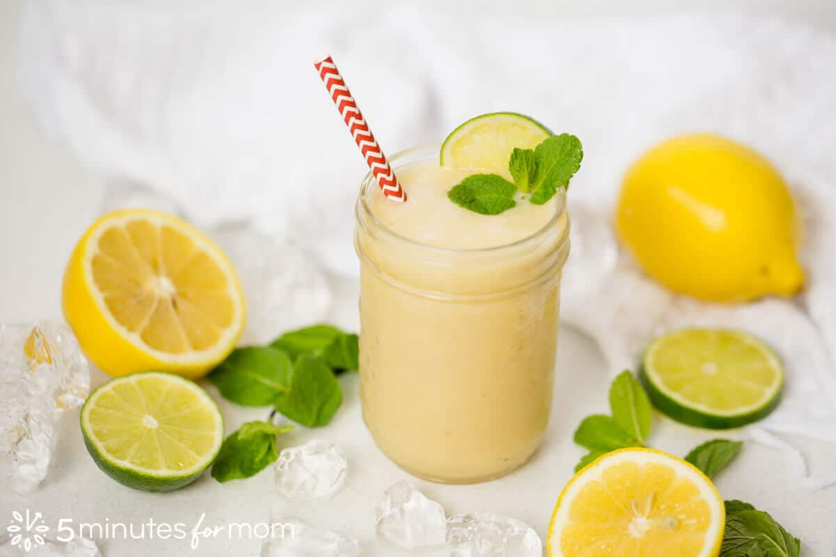 Lemon Iced Tea Smoothie