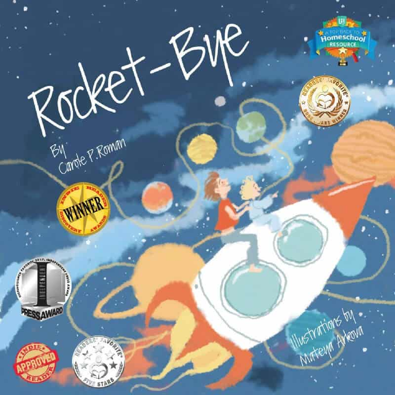 Rocket Bye Book