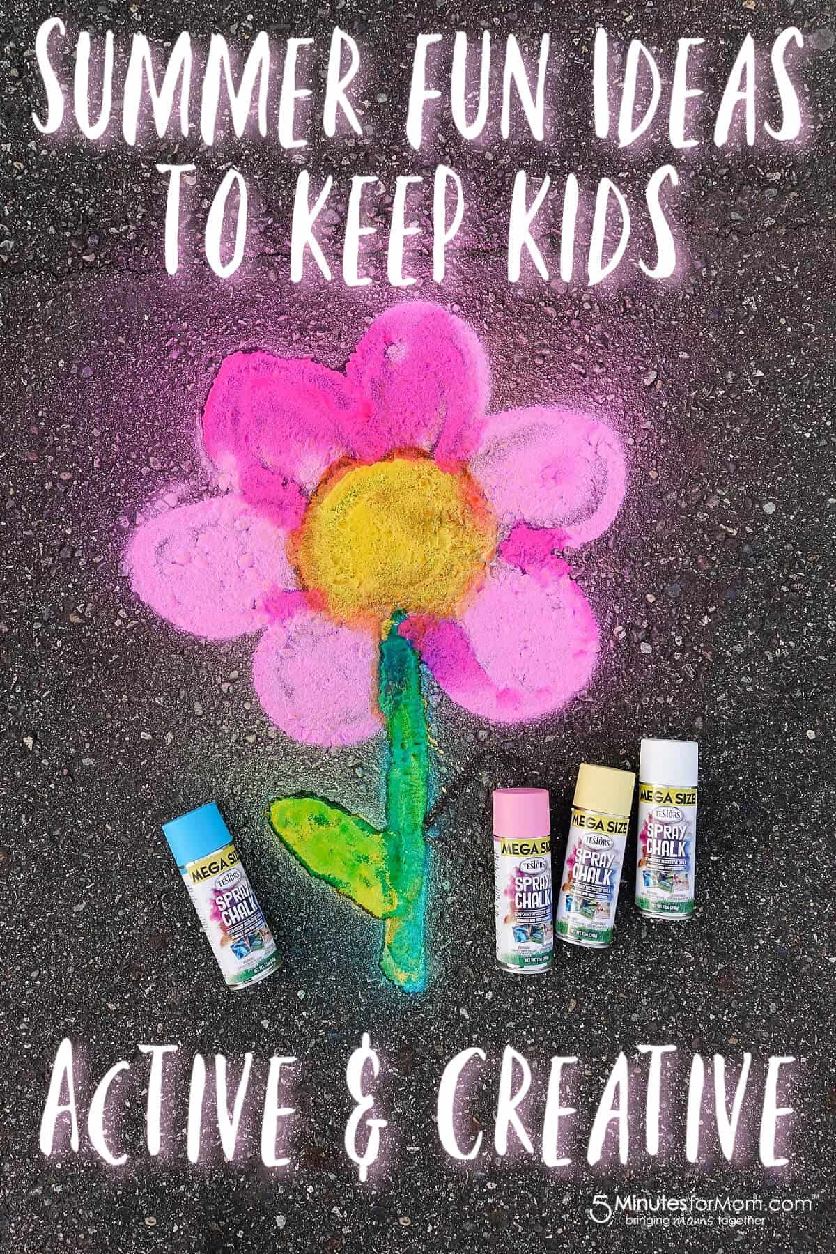 Summer Fun Ideas To Keep Kids Active And Creative