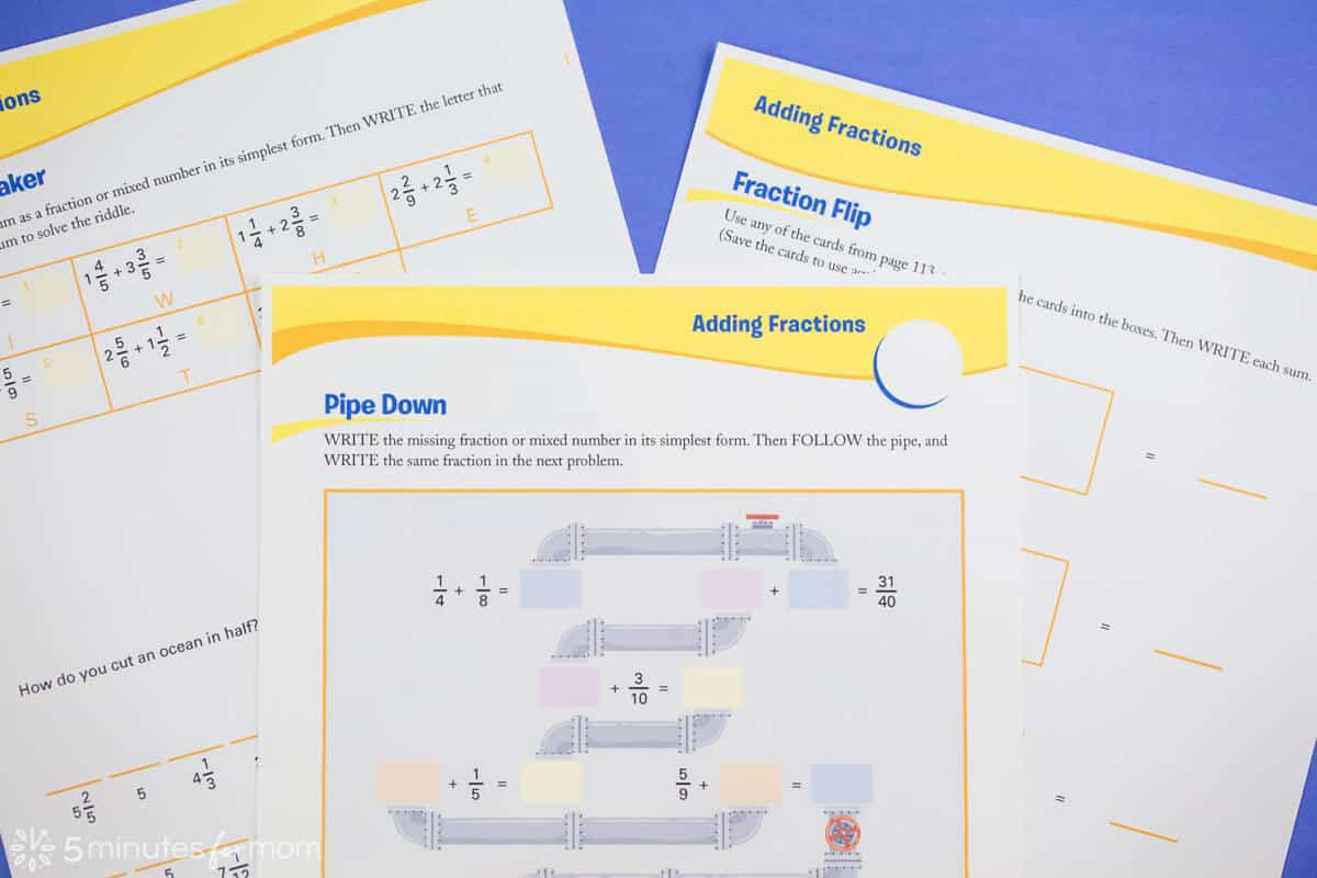Free Worksheets for Kids