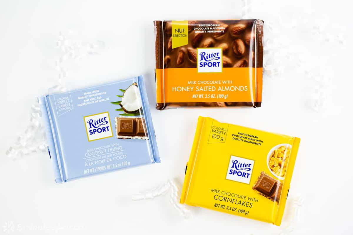 Ritter Sport uses certified sustainable cocoa