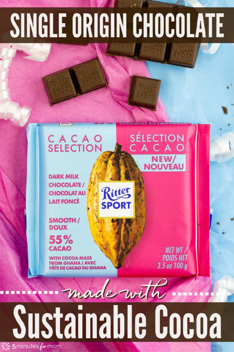 Single Origin Chocolate - Ritter Sport
