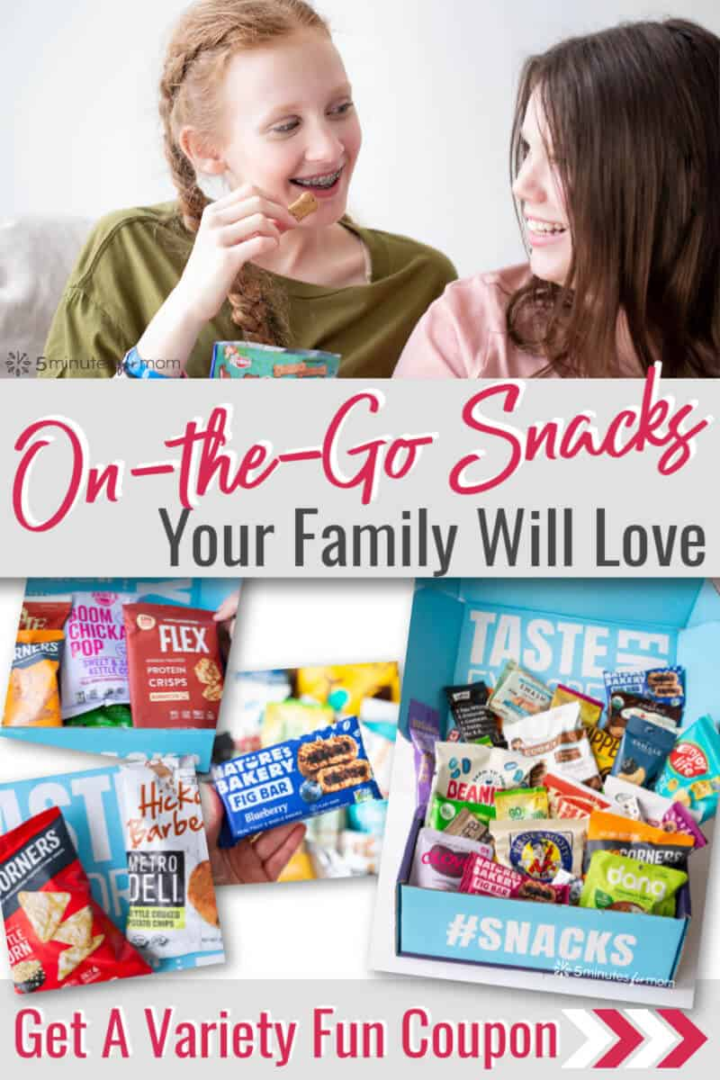 Fun Snacks Your Family Will Love