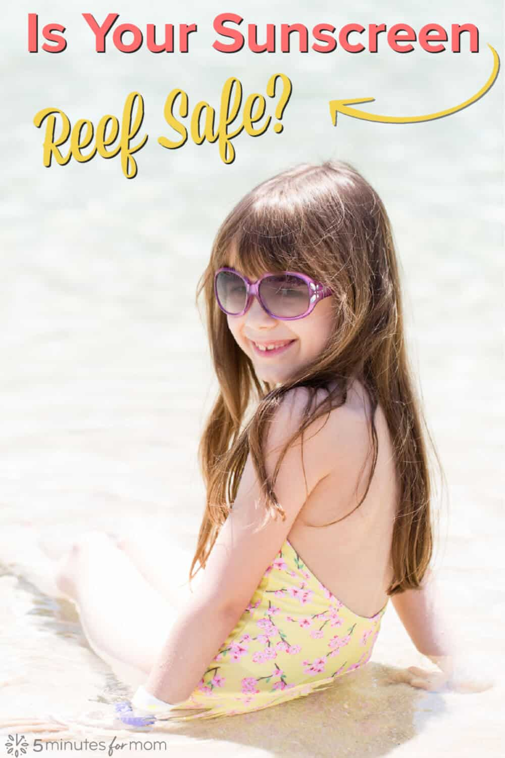 Is Your Sunscreen Reef Safe
