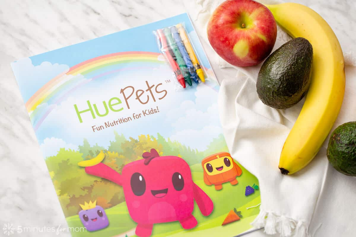 Nutrition For Kids - Teaching Kids About Healthy Eating