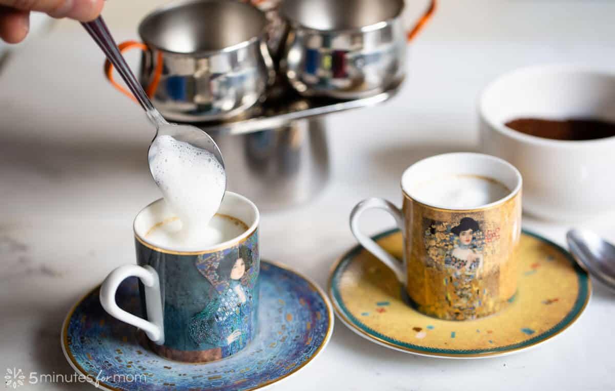 Italian stove top espresso