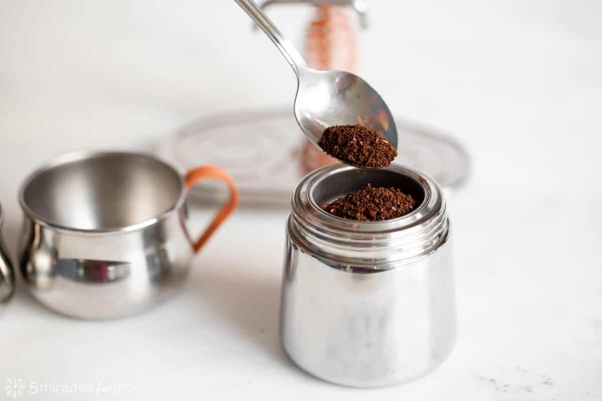 stovetop mini espresso maker