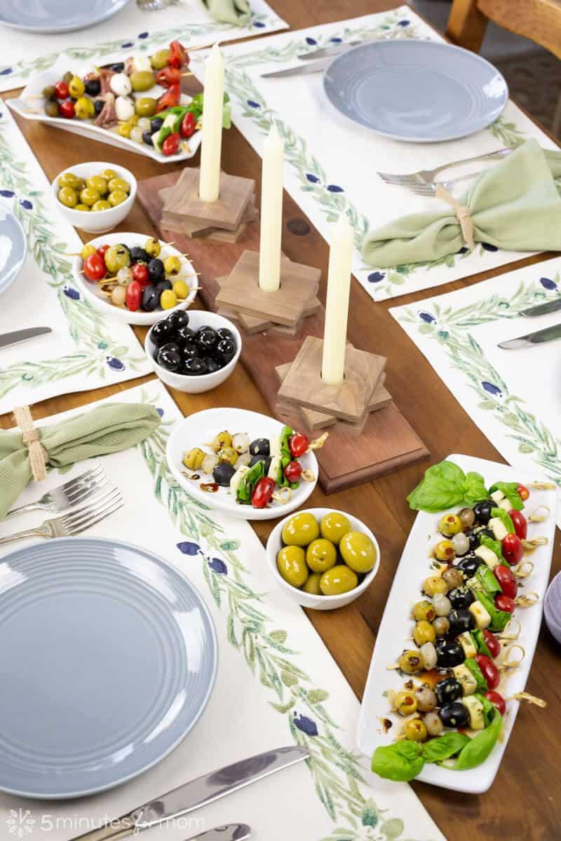 Olives from Spain - Hojiblanca, Manzanilla, Gordal