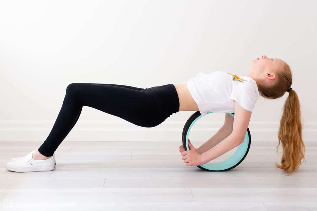 Back Pain Relief with a Chirp Wheel Plus