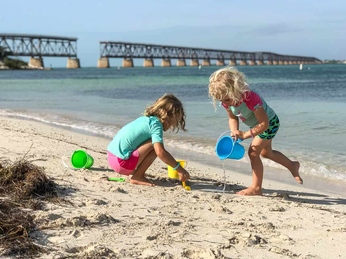 Florida Keys Bahia Honda Beach - letstravelfamily