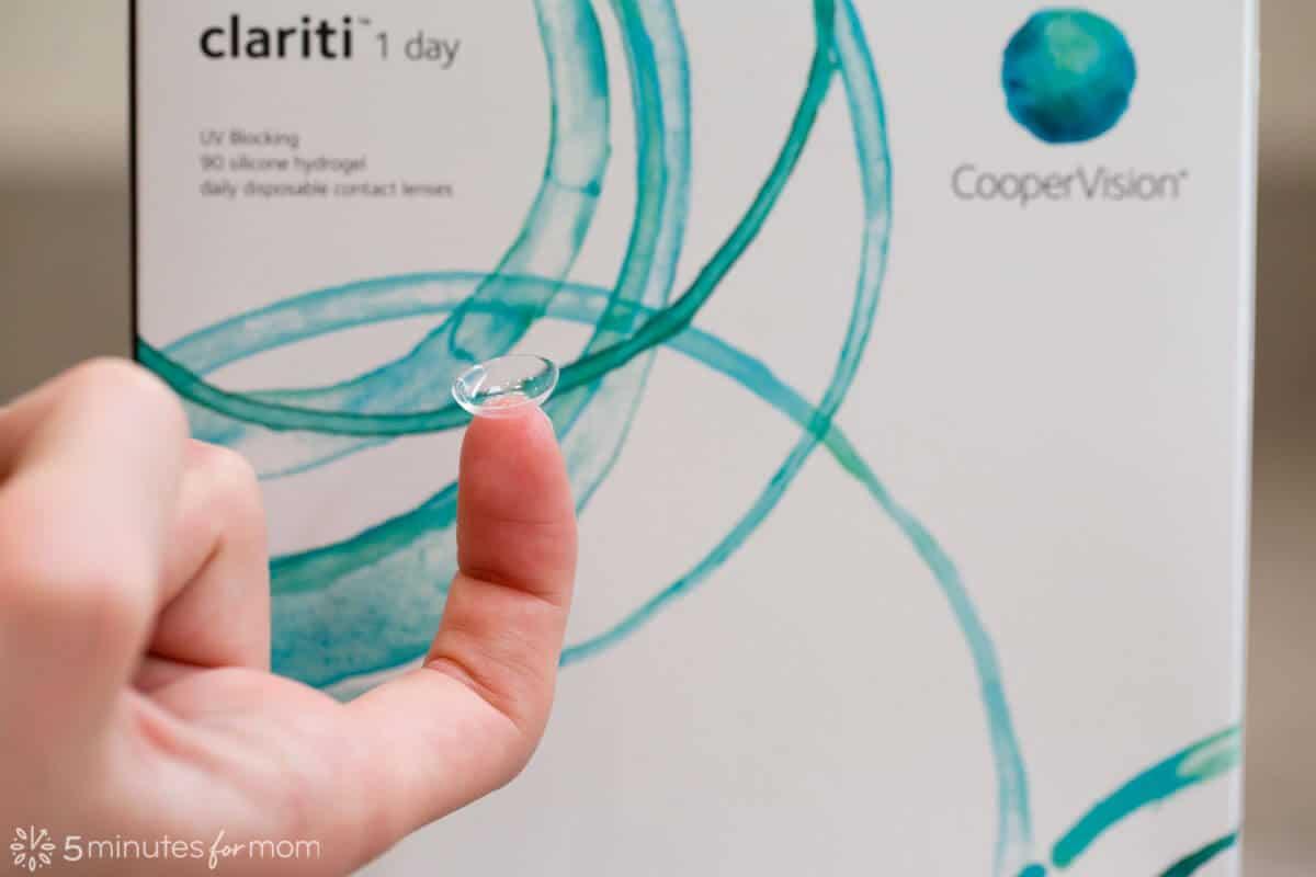 CooperVision Clariti Contact Lenses