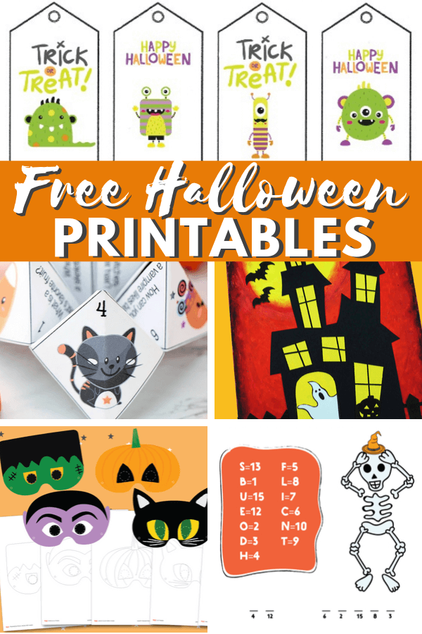 Halloween Printables - Free Printables