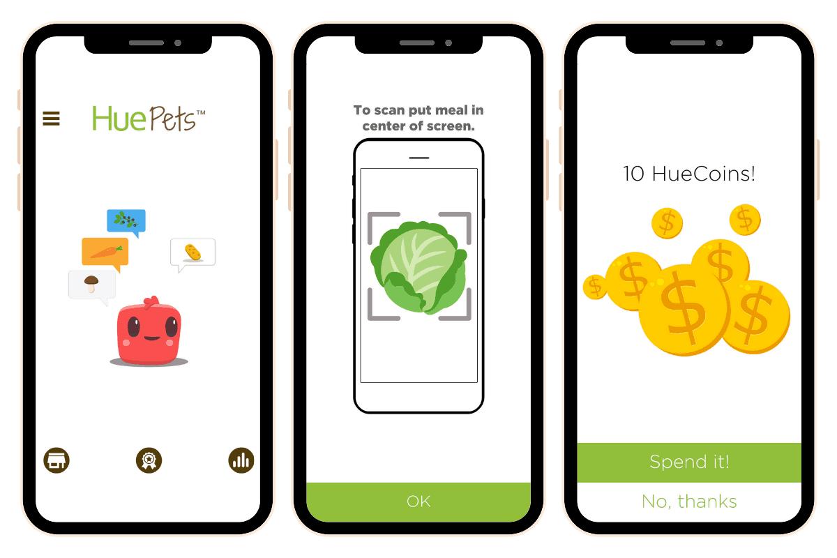 HuePets App Game