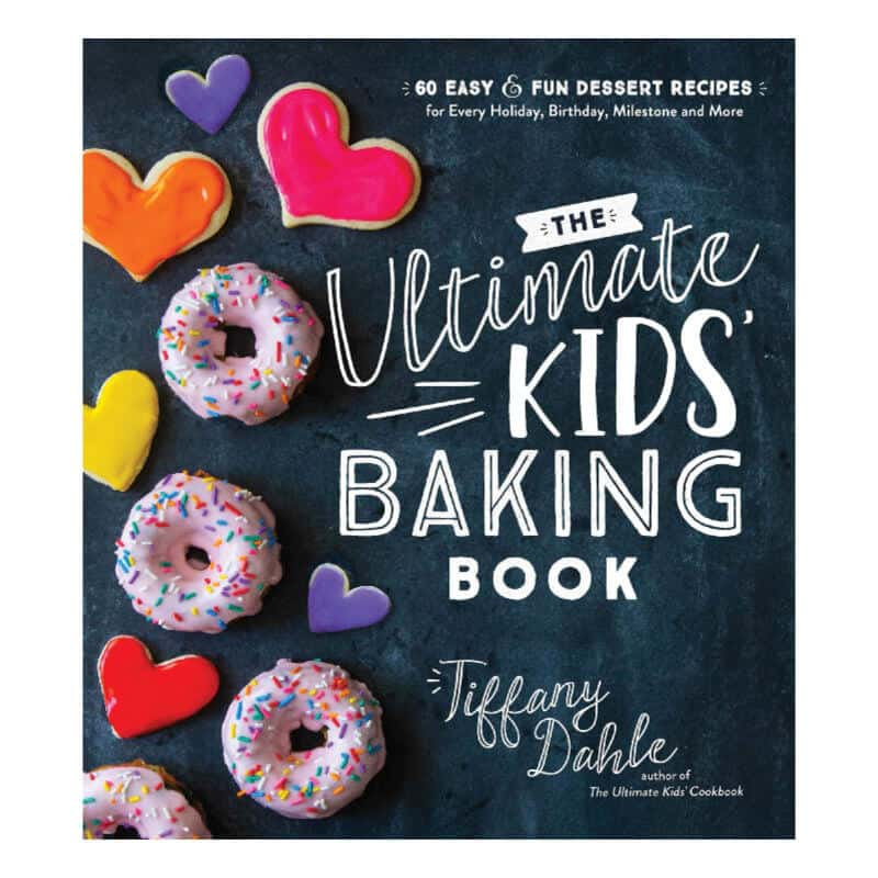 Christmas Gift Ideas for Kids - Baking for Kids Cookbook