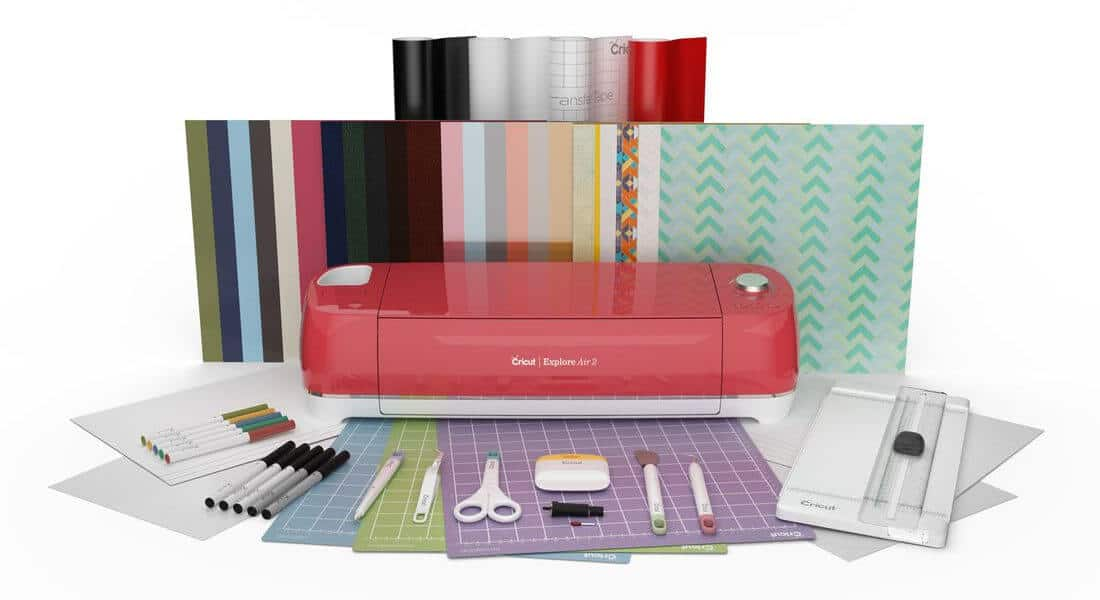 Cricut explore air2 everything bundle